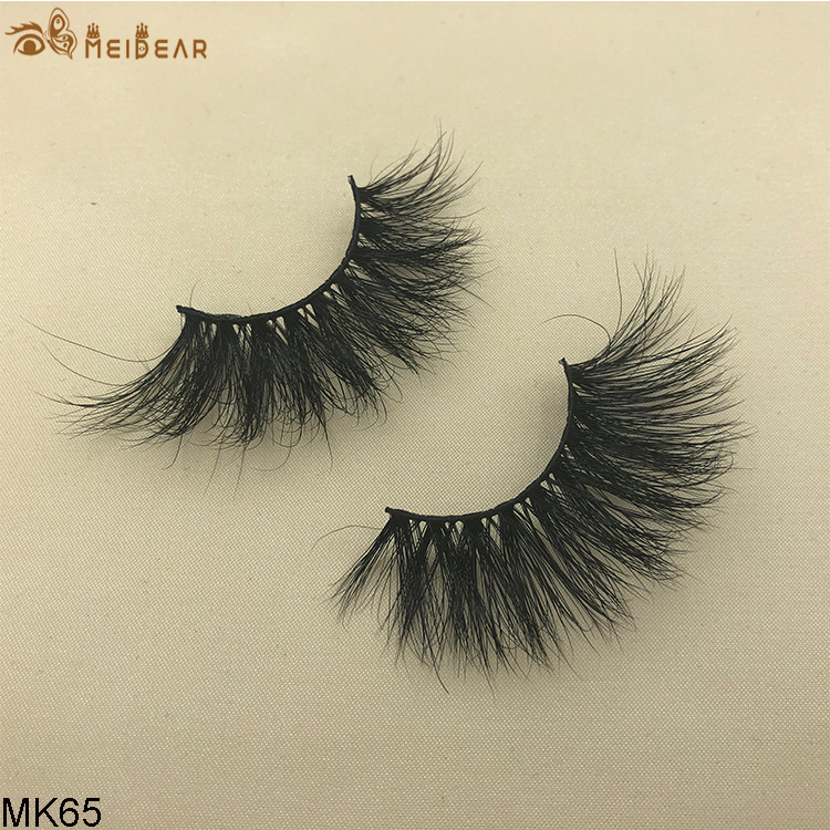 25mm mink eyelashes MK65