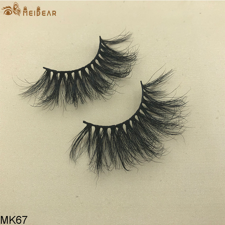 25mm mink eyelashes MK67