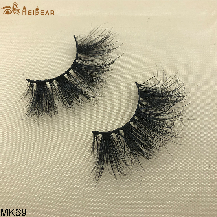 25mm mink eyelashes MK69