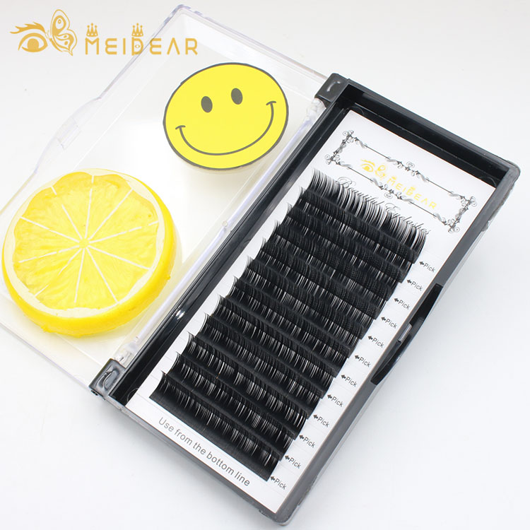 Wholesale private label eyelash packaging for individual mink eyelashes extensions to UK